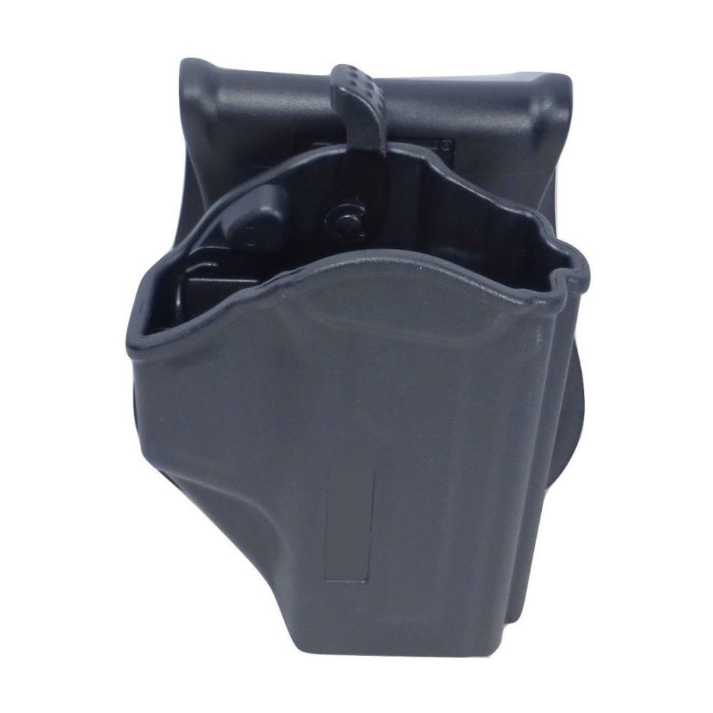 Tactical Scorpion Gear Fits Glock 43 Holster Thumb release Level II Polymer