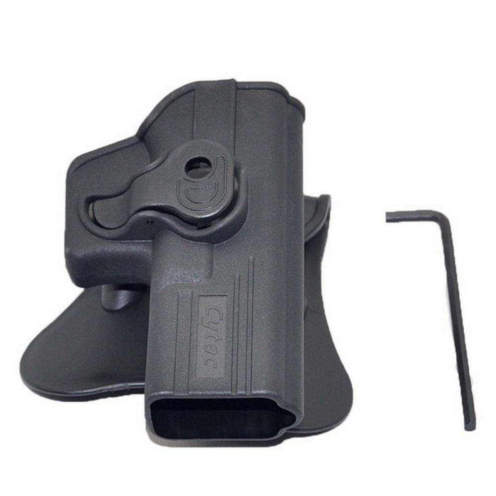 Tactical Scorpion: Fits Ruger SR9 SR9c Modular Level II Retention Paddle  Holster
