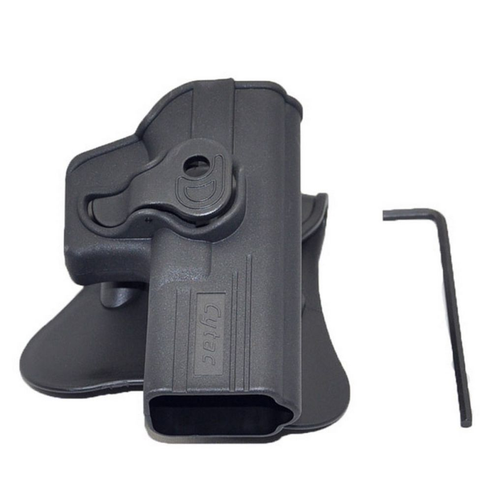 Tactical Scorpion Gear: Fits Glock 21 Modular Level II Retention Paddle  Holster