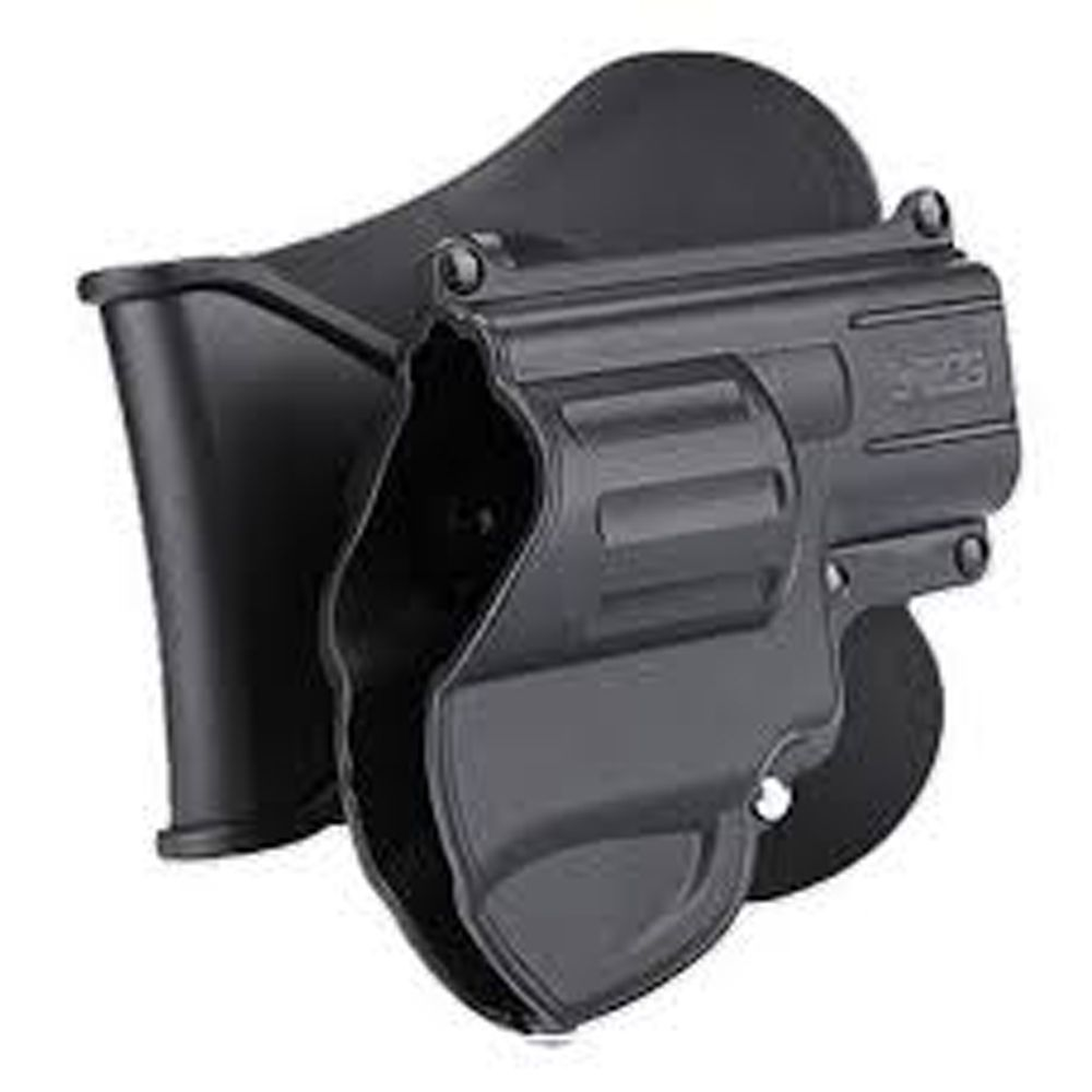 Tactical Scorpion: Fits S&W J Frame 637 642 638 437 442 Fast Draw Paddle  Holster