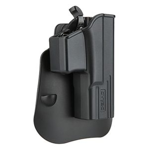 For Sig Sauer P938 Carry Thumb release Level II Holster Tactical Scorpion Gear