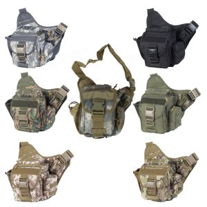 Military MOLLE Shoulder Bag-Small
