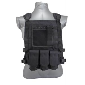 Wildcat-Molle-Armor-Plate-Carrier-Vest-Black