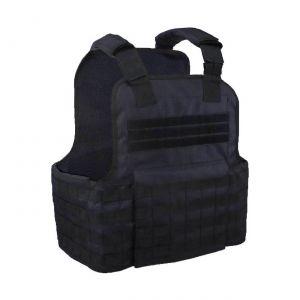 Muircat Molle Plate Carrier Vest Black