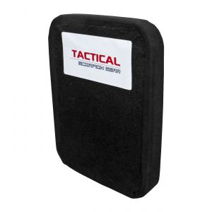 Tactical Scorpion Gear Level III PE Polyethylene Body Armor 6x8 Plate