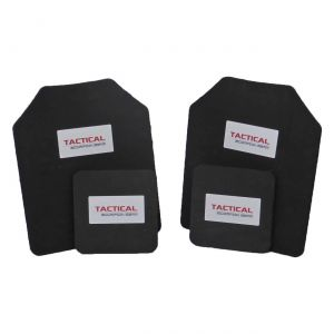 Tactical Scorpion 10Mm Trauma Pads Backers 10X126X6 Pad Set For AR500 Armor