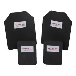 Tactical Scorpion 10Mm Trauma Pads Backers 10X126X8 Pad Set For AR500 Armor