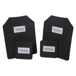 Tactical Scorpion 10Mm Trauma Pads Backers 11X146X6 Pad Set For AR500 Armor