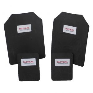 Tactical Scorpion 10Mm Trauma Pads Backers 11X146X8 Pad Set For AR500 Armor