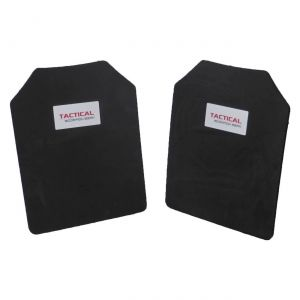 Tactical Scorpion 10Mm Trauma Pads Backers Pair 11 X 14 Pads For AR500 Armor