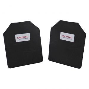 Tactical Scorpion 10Mm Trauma Pads Backers Pair 8 X 10 Pads For AR500 Armor