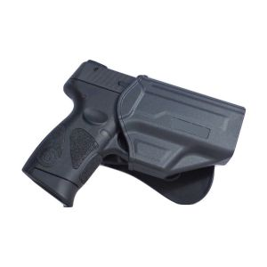 Tactical Scorpion S&W M&P Shield 40 9mm Polymer Thumb release Level II Holster-TSG-TMPS