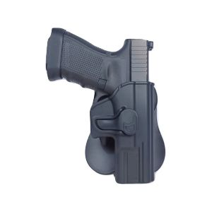 Tactical Scorpion Gear Hi-Point .40SW Holster Modular Level II Retention Polymer Paddle Holster-Small