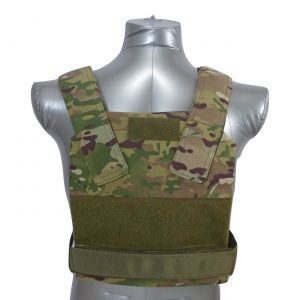 Tactical Scorpion Gear AR500 Bobcat Concealed Body Armor Carrier Vest 11X14 Multicam