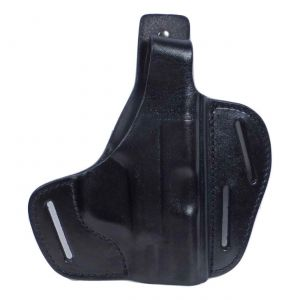 Tactical Scorpion Gear Leather Holster For Sig Sauer P938- 3 slot Black
