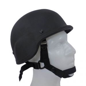Tactical Scorpion Gear Level IIIa Kevlar Pasgt Armor Helmet Black