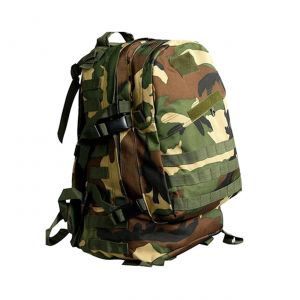 Tactical Scorpion Gear Military 3 Day Assault Molle Backpack-Small