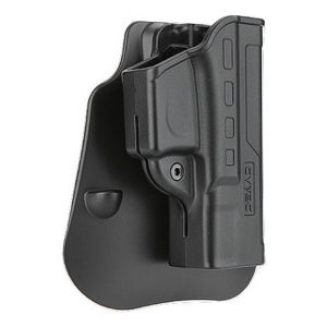Tactical Scorpion Gear S&W M&P Shield 40 & 9mm Polymer OWB Fast Draw Holster-TSG-FMPS