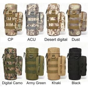 Tactical Scorpion Gear Water Bottle MOLLE Cooler Storage Bag Pouch For Hiking