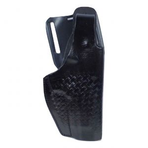 Tactical Scorpion Gear Leather Basketweave Duty Holster for Beretta 92 Taurus PT92