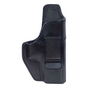 Tactical Scorpion Gear Leather IWB Conceal Carry Gun Holster for S&W M&P Shield