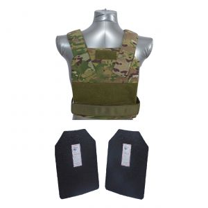 Tactical-Scorpion-Level-Iii-AR500-Body-Armor-Concealed-Bobcat-Vest-Multicam