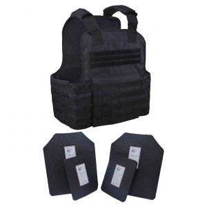 Tactical-Scorpion-Level-Iii-AR500-Body-Armor-Molle-Muircat-Vest-Black