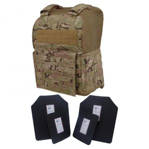 Tactical-Scorpion-Level-Iii-AR500-Body-Armor-Molle-Muircat-Vest-Multicam