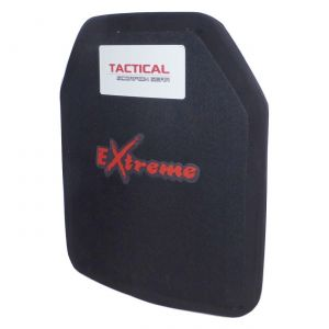 Tactical Scorpion Level III+ Extreme PE Body Armor 10x12 Plate