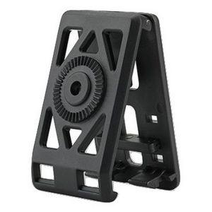 Tactical Scorpion Polymer Quick Mount Cytac Clamshell Belt Clip Adjustable Black