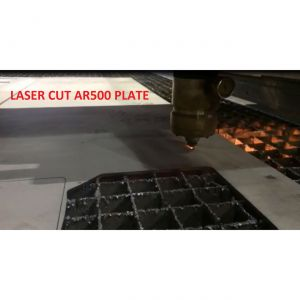 AR500-Steel-Four-Laser-Cut-Shooting-Target-10-X-3-8-Gong-Thumb