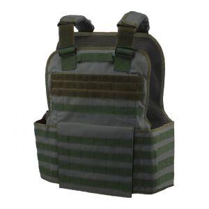 Muircat Molle Plate Carrier Vest Multicam