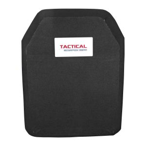 Tactical Scorpion Gear Level III PE Polyethylene Body Armor 11x14 Plate