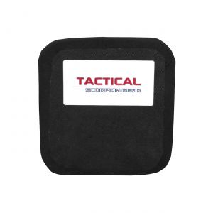 Tactical Scorpion Gear Level III PE Polyethylene Body Armor 6x6 Plate