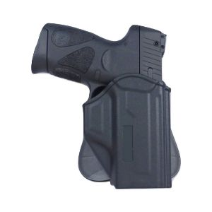 Tactical Scorpion Gear Glock 17 Polymer Thumb release Level II Holster-TSG-TG17