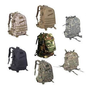 Tactical Scorpion Gear Military 3 Day Assault Molle Backpack-Thumb