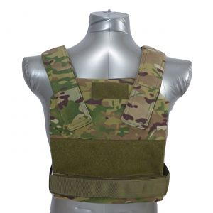 Tactical Scorpion Level Iii Ar500 Body Armor Concealed Bobcat Vest Multicam